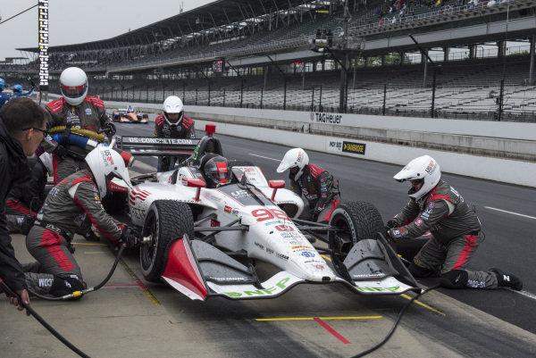 Marco Andretti, Andretti Herta with Marco & Curb-Agajanian Honda
