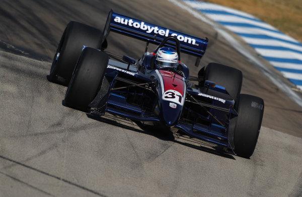 2003 Champ Car Spring Training.Sebring, Florida, USA.4-6 February 2003.Ryan Hunter-Reay (Team Johansson/Reynard 02i Ford).World Copyright - Dan R. Boyd/LAT Photographic