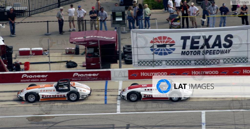 2003 IRL IndyCar Texas October 2003 Photo   Motorsport Images