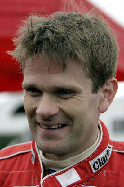 2004 FIA World Rally Champs. Round four, Propecia Rally New Zealand.15th-18th April 2004.Marcus Gronholm, Peugeot, portrait.World Copyright: McKlein/LAT