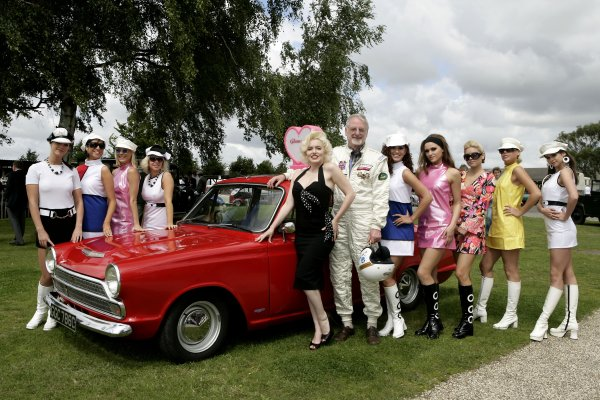 2007 Goodwood Revival Press Day. 
