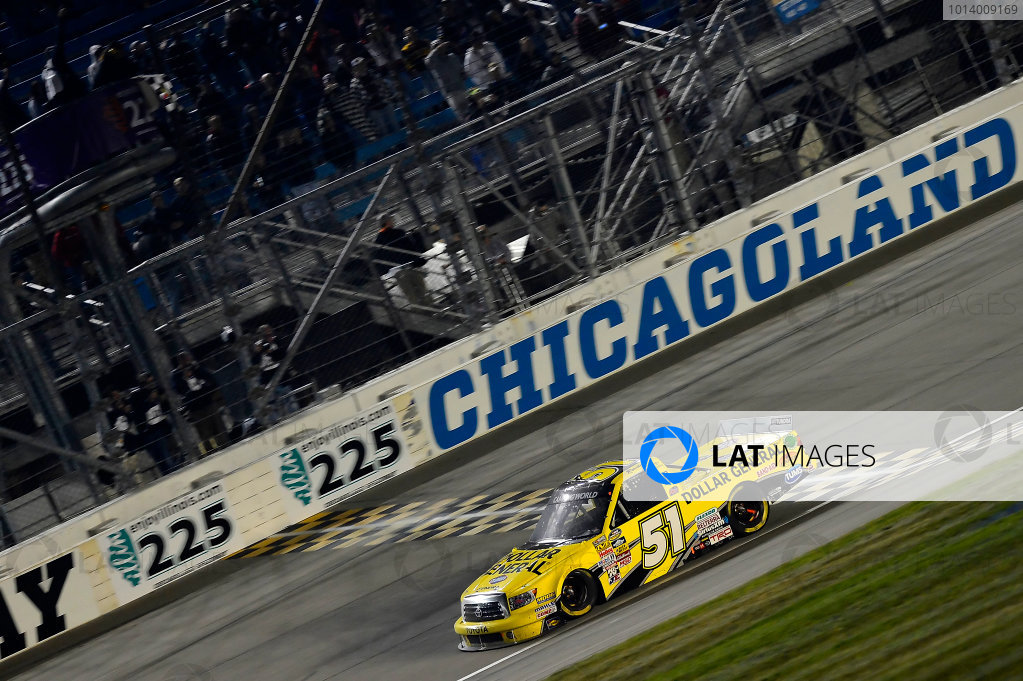 2013 Camping World Truck Chicago