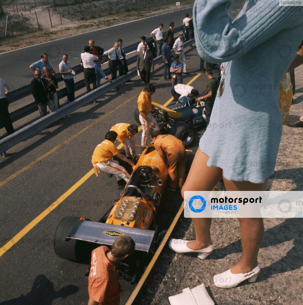 1970 Dutch Grand Prix.