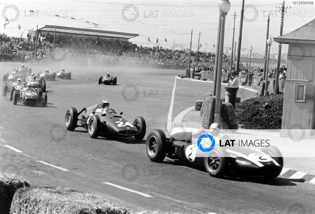 1960 Portuguese Grand Prix.