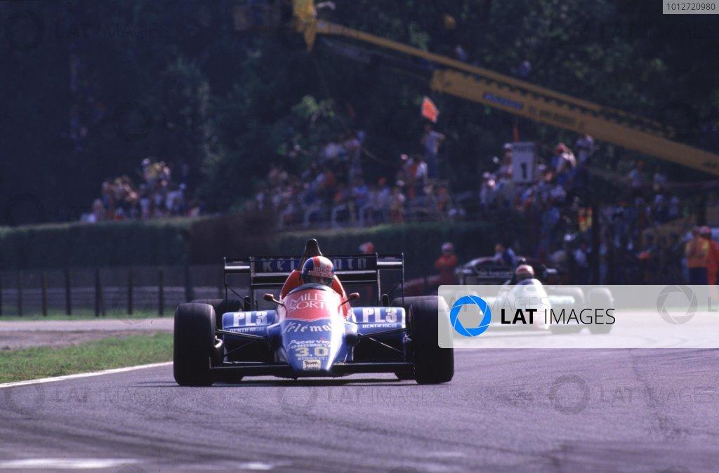 1984 Italian Grand Prix.