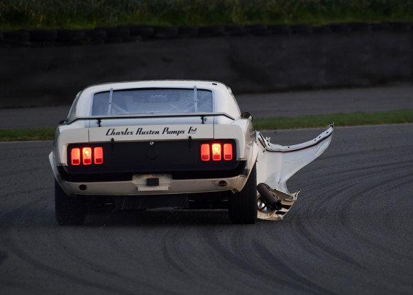 Gerry Marshall Trophy Ford Mustang Boss 302 Bill Shepherd Romain Dumasl