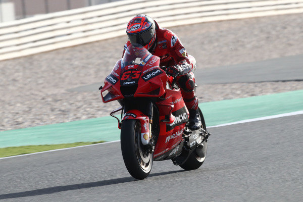 Francesco Bagnaia, Ducati Team,.