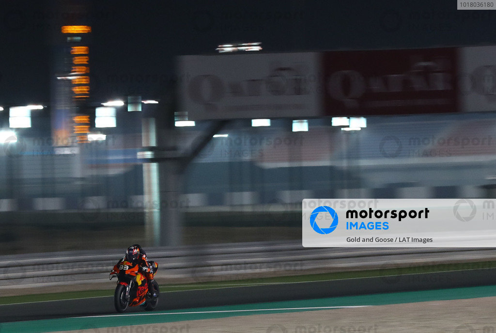 Qatar February testing