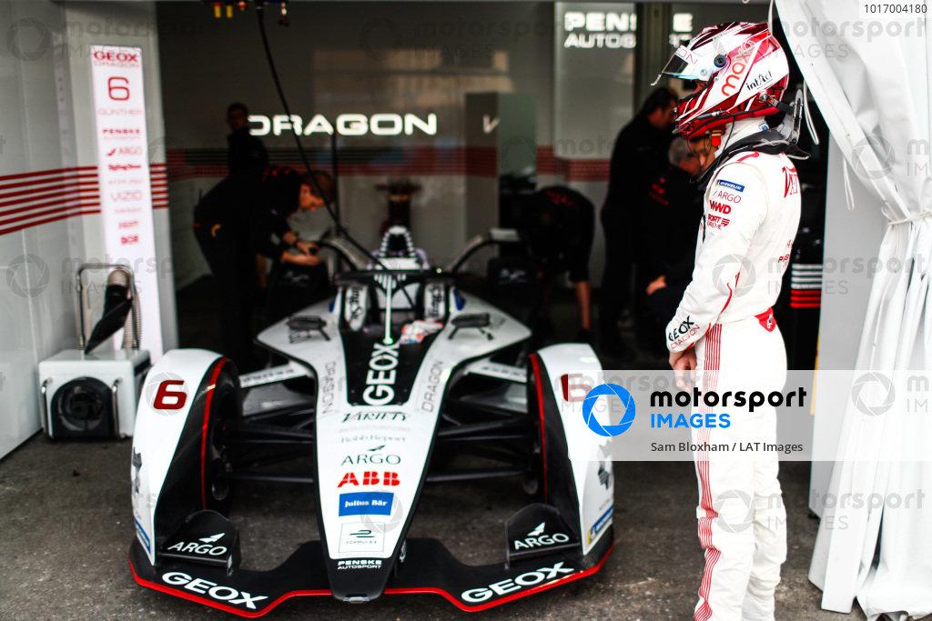 Maximilian Günther (DEU), Dragon Racing, Penske EV-3