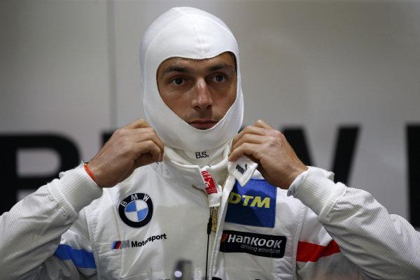 Bruno Spengler, BMW Team RMG.