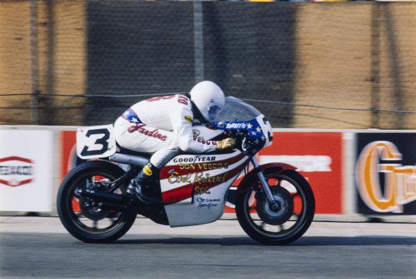 Gene Romero, Yamaha.