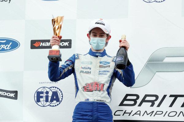 Christian Mansell (AUS) - Carlin British F4