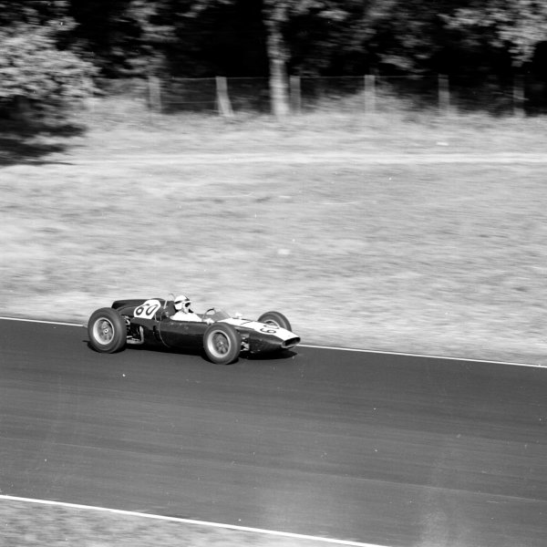 1961 Italian Grand Prix, Monza, Italy.