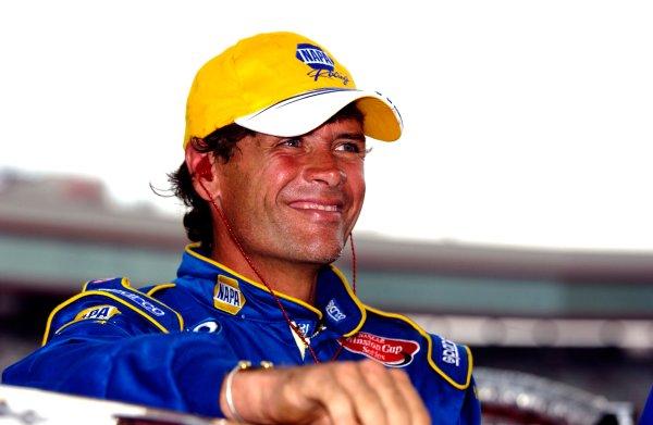 2003 NASCAR-Sharpie 500. Bristol Tenn USA,Aug 22-23,Michael Waaltrip,World Copyright -RobertLeSieur ,July,2003LAT Photographic-ref: digital image