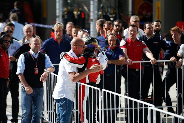 2014 GP3 Series. Round 8.   Sochi Autodrom, Sochi, Russia. Sunday Race 2 Sunday 12 October 2014. Photo: Glenn Dunbar/GP3 Series Media Service. ref: Digital Image _89P2862
