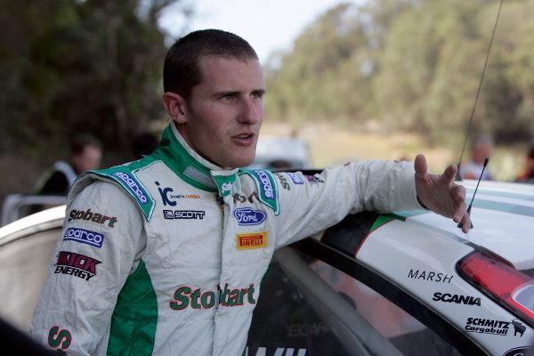 Round 10Rally Australia 3rd-6th September  2009Matthew Wilson,, Ford, WRC, Portrait.Worldwide Copyright: McKlein/LAT