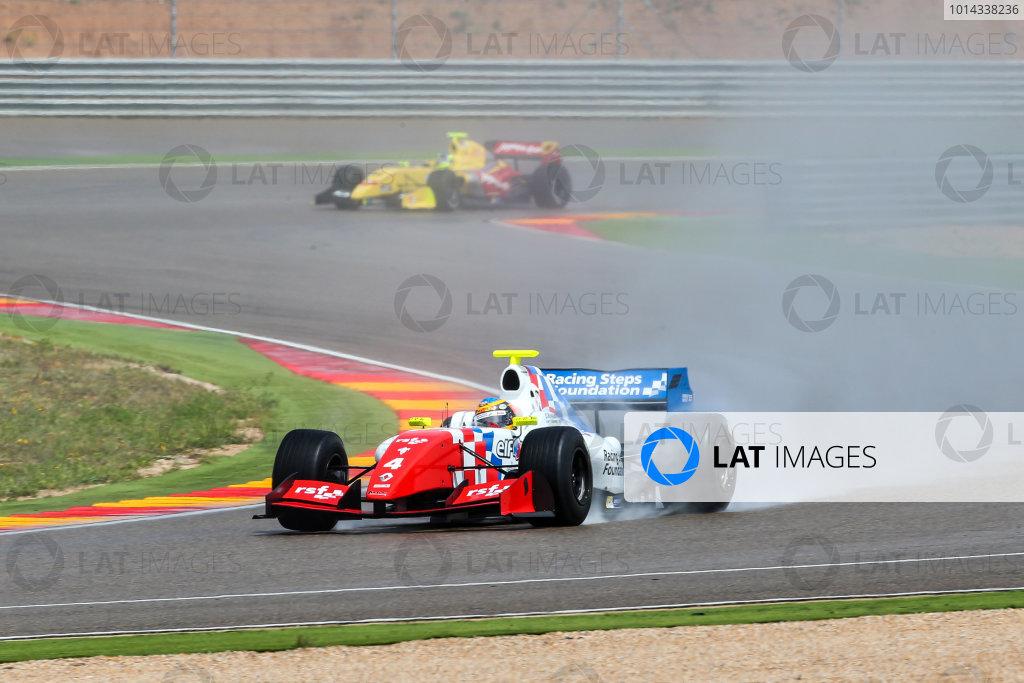 Round-1-Motorland, Spain