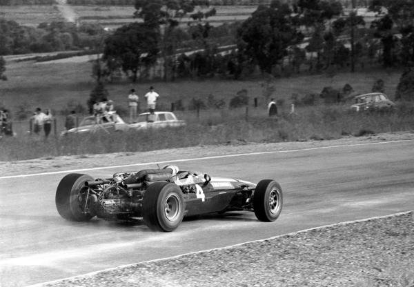 Pedro Rodriguez(MEX) Cooper T81, 1st place