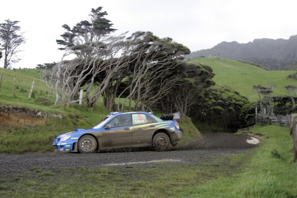 2006 FIA World Rally Champs. Round 6