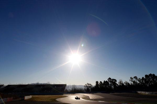 Circuit de Catalunya, Barcelona, Spain Tuesday 01 March 2016.  FERNANDO ALONSO, MCLAREN MP4-31 HONDA.  World Copyright: Glenn Dunbar/LAT Photographic ref: Digital Image _89P8689