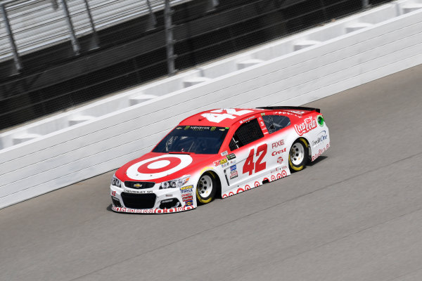 Monster Energy NASCAR Cup Series Pure Michigan 400 Michigan International Speedway, Brooklyn, MI USA Friday 11 August 2017 Kyle Larson, Chip Ganassi Racing, Target Chevrolet SS World Copyright: Logan Whitton LAT Images