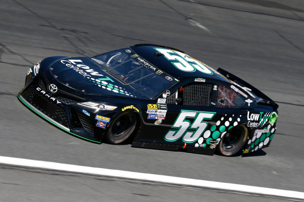 Monster Energy NASCAR Cup Series Bank of America 500 Charlotte Motor Speedway, Concord, NC Friday 6 October 2017 Gray Gaulding, Premium Motorsports, LowT Center Toyota Camry World Copyright: Matthew T. Thacker LAT Images
