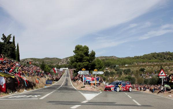 Round 11, Rally of Spain, Catalunya2nd-5th October 2008Sebastien Loeb, Citroen, actionWorldwide Copyright: McKlein/LAT