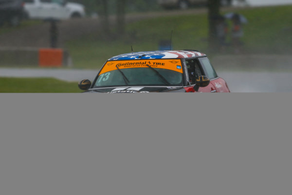 IMSA Continental Tire SportsCar Challenge Road America 120 Road America, Elkhart Lake, WI USA Friday 4 August 2017 73, MINI, MINI JCW, ST, Derek Jones, Mat Pombo World Copyright: Jake Galstad LAT Images