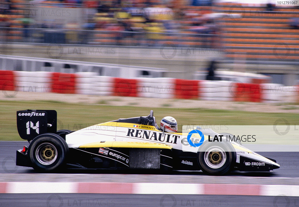 1985 German Grand Prix.