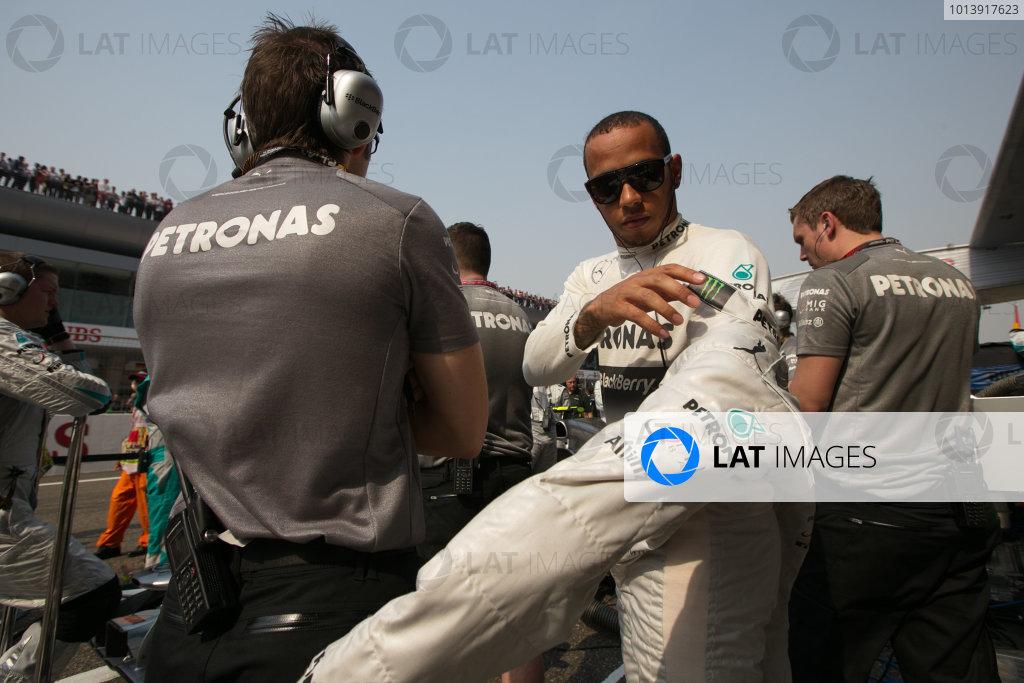 2013 Chinese Grand Prix - Sunday