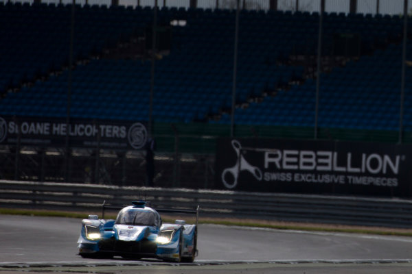 2017 European LeMans Series, Silverstone, 13th-15th April 2017, Andrea Roda (ITA) / Matthew McMurry (USA) / Andrea Pizzitola (FRA) - ALGARVE PRO RACING - Ligier JSP217 - Gibson World Copyright. JEP/LAT Images