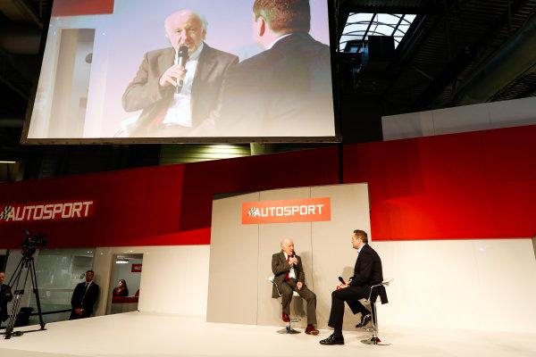 Autosport International Exhibition. National Exhibition Centre, Birmingham, UK. Friday 12th January 2018. World Copyright: Glenn Dunbar/LAT Images Ref: _X4I8398