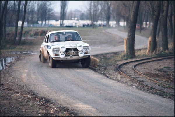1973 World Rally Championship.