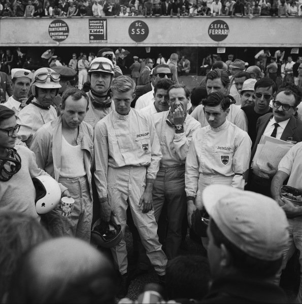 Monza, Italy. 14th - 16th September 1962.