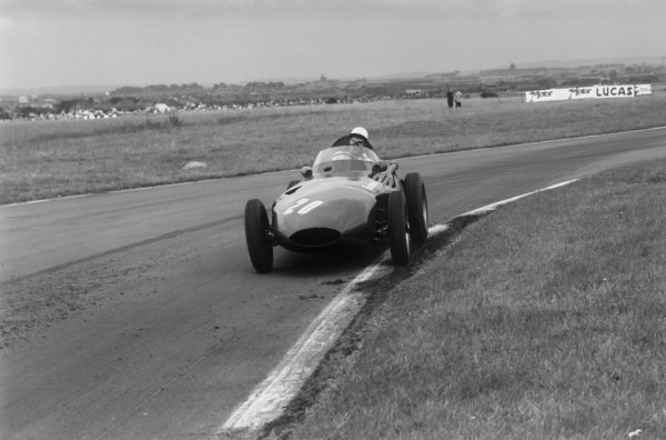 Aintree, England. 18th - 20th July 1957.