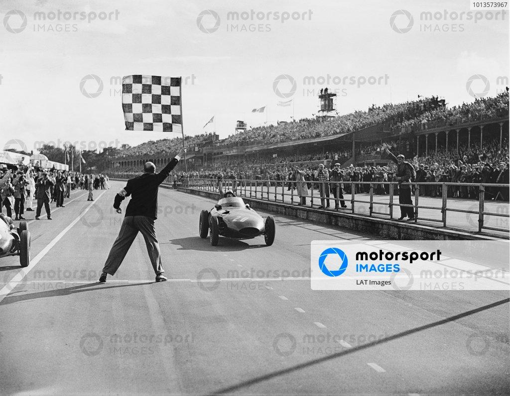 1957 British Grand Prix.