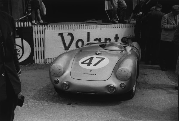 Le Mans, France. 12 - 13 June 1954.