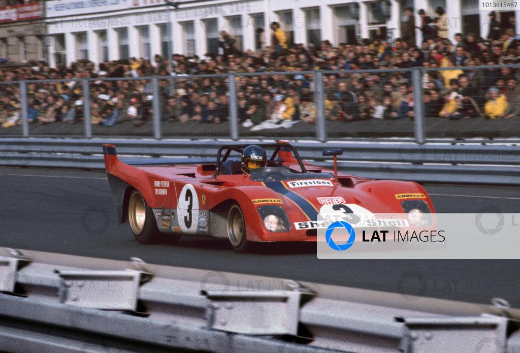 1972 Nurburgring 1000kms.