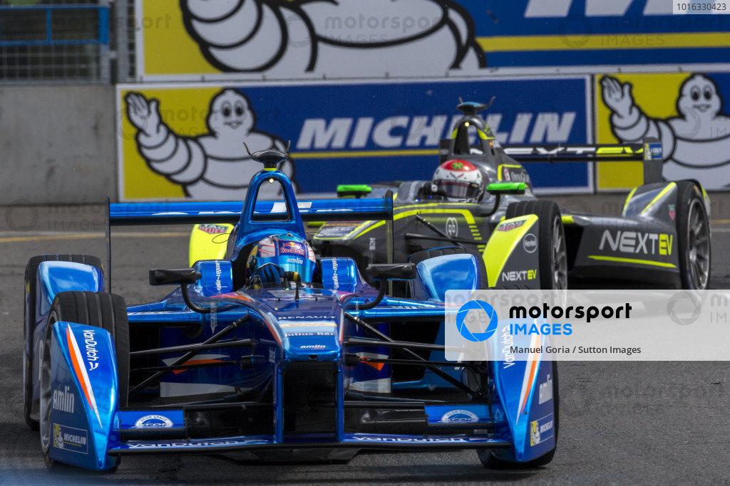 Russia Formula E