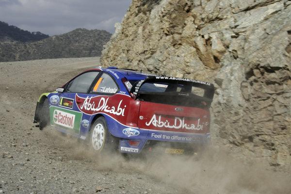Round 03Rally Cyprus 12-15 of March  2009Jari-Matti Latvala, Ford, ActionWorldwide Copyright: McKlein/LAT