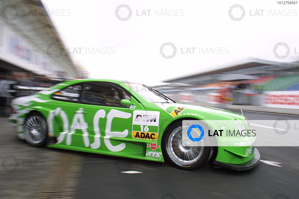 2002 DTM Championship.