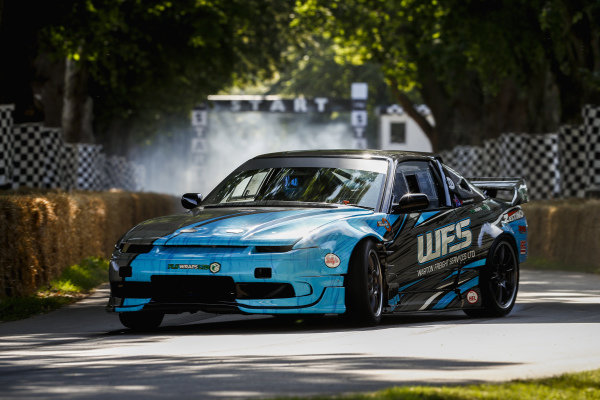 George Barclay, Nissan Silvia S13 200SX