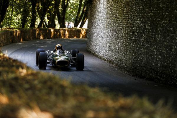 Geoff Underwood, Brabham-Repco BT20