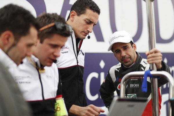 Neel Jani (CHE), Tag Heuer Porsche, Porsche 99x Electric on the grid