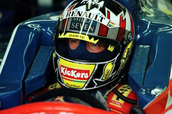 1997 Canadian Grand Prix.Montreal, Quebec, Canada.13-15 June 1997.Alexander Wurz (Benetton Renault test driver) replaced Gerhard Berger due to illness to make his GP debut.World Copyright - LAT Photographic