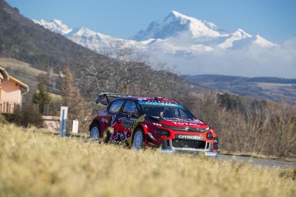 Sébastien Ogier, Citroen Racing WRC, Citroen C3 WRC 2019