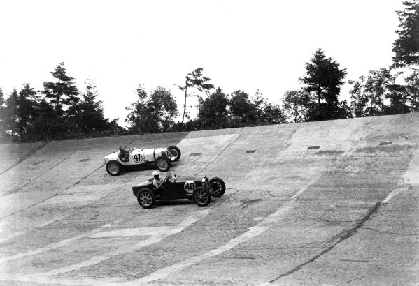 Brooklands, Great Britain.