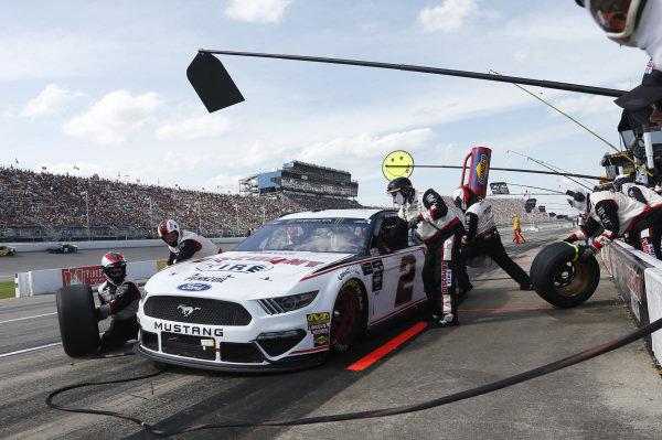#2: Brad Keselowski, Team Penske, Ford Mustang Discount Tire