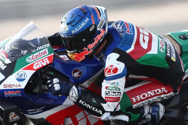 Alex Marquez, Team LCR Honda .