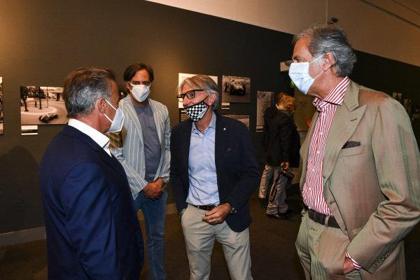 Jean Alesi, Motorsport Images Exhibition at Villa Reale di Monza